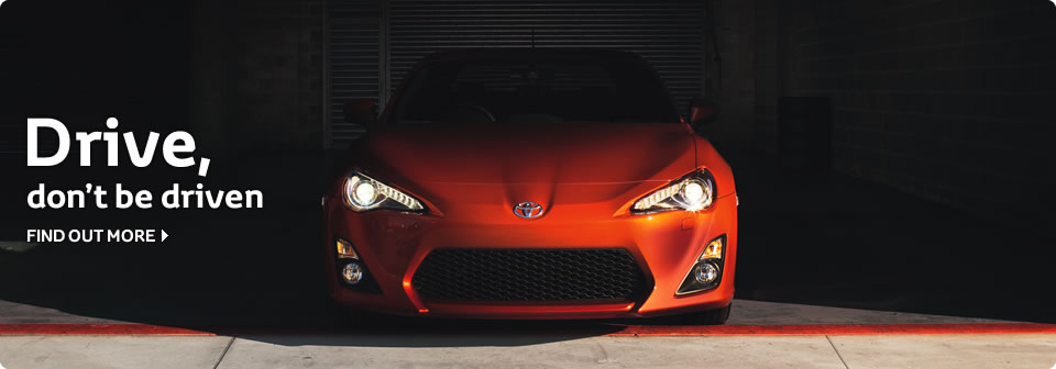 All-New Toyota 86